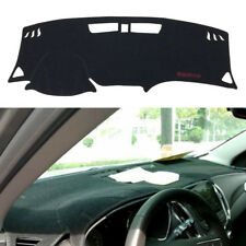 Black Dashboard Dash Mat Sun Protector Cover Pad For Chevrolet Equinox 2017-up