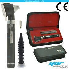 YNR Mini Otoscope Fiber Optic LED Medical Diagnostic Examination NHS CE Approved