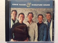 ERNIE HAASE AND SIGNATURE SOUND s/t self titled CD 2005
