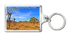 JOSHUA TREE NATIONAL PARK CALIFORNIA KEYRING SOUVENIR LLAVERO