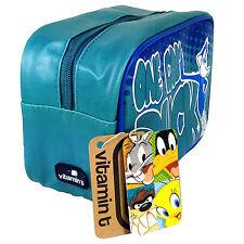 Retro Daffy Duck Wash Bag Toiletry Looney Tunes NEW G26915