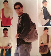 NEW  'MC CALL'S' BAG, MOBILE PHONE CARRIER SEWING PATTERN 2716