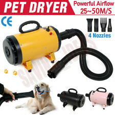 More details for 2800w lowest noise dog cat pet hair grooming hair dryer hairdryer blaster heater