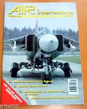 Air International 1993 October Mount Cook Airline,F-8 Crusader,AAM,Martin P4M