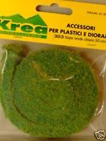 Siepe verde chiaro per plastico o diorama cm. 50 - Krea Modellismo 303