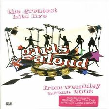 USED (VG) Girls Aloud: Live at Wembley (2007) (DVD)