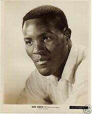 RAFER JOHNSON, Portrait