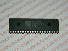 Z80A SI0/0 Zilog Integrated Circuit dual marked Z8440APS / Z80A SIO/O / Z80ASIO