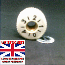 SEWING MACHINE NUMBERED TENSION DIAL/KNOB sp/61