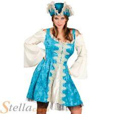 Ladies Deluxe Caribbean Pirate Costume Sailor Captain Fancy Dress Outfit