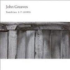Greaves, John (Henry Cow) - Tambien 1-7 (1995) CD NEU OVP