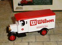 LLEDO - DAYS GONE - 1931 MORRIS VAN - WILSON SPORTING GOODS - BOXED