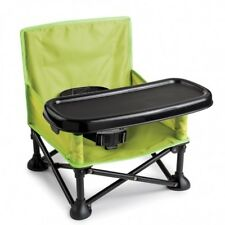 Summer Infant Pop 'N Sit Booster Seat Green - Warehouse Deal