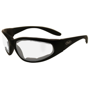 Global Vision Hercules Plus clear Motorradbrille Bikerbrille Sonnenbrille
