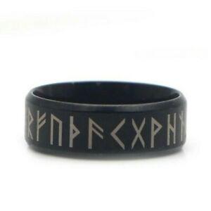 Viking Warrior Rune Ring
