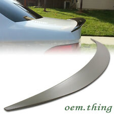 Unpainted 120i 118d BMW 1-Series E82 2DR Performance Trunk Spoiler ABS 2008-2013