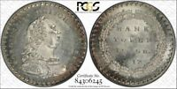 PCGS Great Britain MS 64 1812 18 D 18 Pence 1 Shilling & 6 Pence Bank Token 18D