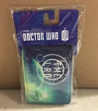 DOCTOR WHO BBC GREEN FASHION COSMOS BIFOLD WALLET