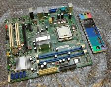 Acer Veriton M275 G41M07-1.0-6KSH Socket 775 SCHEDA MADRE CON CPU & Piastra