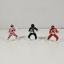 Lot Of Original Power Rangers Action Figures 1994 Saban Toys Set Of 3 Rare.