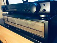 Technics SE-A1000 MKII Amplifier & SU-C1000 MKII Pre Amp -True Hi-Fi System