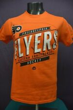 Mens NHL Philadelphia Flyers Eastern Conference Hockey Shirt NWT S