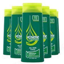 6 x VOSENE Original Medicated Anti-Dandruff Shampoo 250ml - Dandruff Prevention