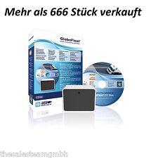 GloboFleet CC Plus Set Mobil - LKW Fahrerkarte auslesen + Verstoßauswertung