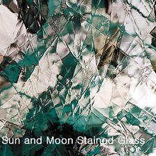 "8 X10"" Spectrum Glass Sheet S 100A - Clear Artique Stained Glass Sheet"