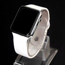 Men Sport Casual LED Watches Men's Digital Clock  Silicone Wrist Watch Clock
