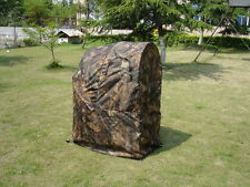 1 Man Hide Tent Blind Camo Pop Up Photography Bird Watching Wildlife Carp Bivvy