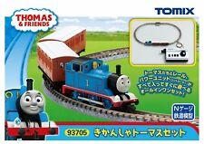 Tomix Thomas Tank Engine & Friends thomas Starter Set N scale [93705]