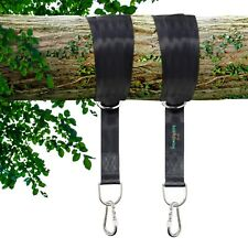 Hold My Swing Tree Hanging Straps Kit - Easy to Install Heavy Duty Holds 1500 lb