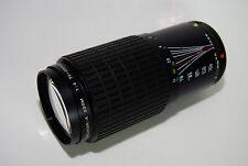 Pentax Takumar-A 70-200mm F4 Macro Manual Focus Lens K Mount