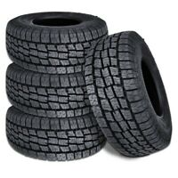 4 Lionhart LIONCLAW ATX2 LT265/75R16 123/120S 10P AS M+S All Terrain Truck Tires