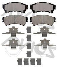 Disc Brake Pad Set-Ultra-Premium OE Replacement Front ADVICS AD1164