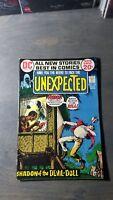D.C comics The Unexpected #138-1970 Bernie Wrightson