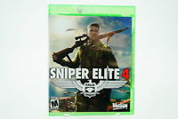 Sniper Elite 4: Xbox One [Brand New]