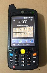 Motorola MC65 MC659B-PD0BAB00100 Numeric PDA 1D 2D Barcode Scanner WEH 6.5 (W1)