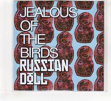(HF542) Russian Doll, Jealous Of The Birds - 2015 DJ CD