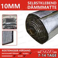 200cm×100cm Selbstklebend Dämmmatte Anti Dröhn Matte Hifi PKW Dämmung Auto 10mm