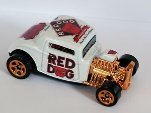 Hot Wheels  RED DOG Beer  1932 FORD Coupe custom