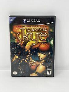 Darkened Skye (Nintendo Gamecube, 2002) Complete Game CIB Tested & Working RARE
