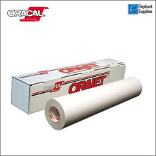 Oracal Orajet 3164 Matt Digital Vinyl 1370mm x 50m Premium Quality Vinyl