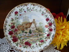 FOUR SEASONS COLLECTION SUMMER  PLATE ROYAL ALBERT  ENGLAND F.F.ERRILL