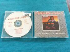 Sandy Marton - People From Ibiza 4 Tracks Rare Golden Dance Classics Cd Excelent