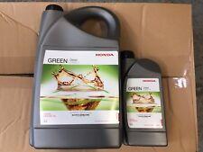 GENUINE HONDA 5 LITRES OF GREEN DIESEL ENGINE OIL CORRECT FOR CRV / CIVIC 1.6 DI