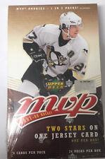 2007-08 Upper Deck MVP Hockey Hobby Box Factory Sealed 36 Pack