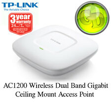 TP-LINK EAP225 AC1200 1200Mbps WiFi Dual Band Access Point Ceiling Mount [3]