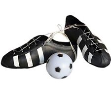 Soccer Cleats and Soccer Ball Cake Topper , Soccer Shoes Sports Team Party